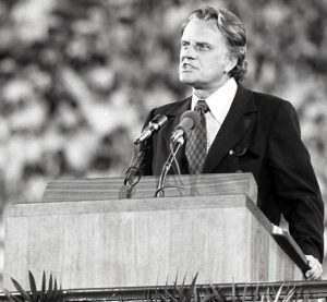 The Reverend Doctor Billy Graham