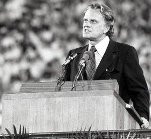 The Reverend Doctor Billy Graham
