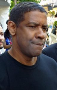 Denzel Washington, two-time Academy Award winner nominated again in 2017
